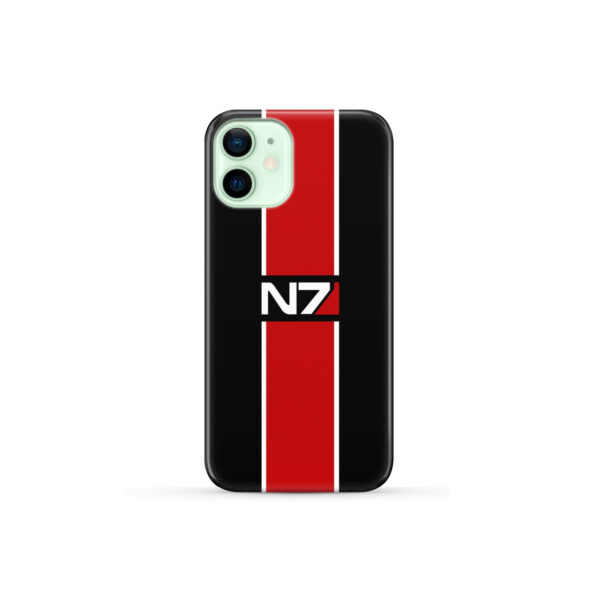 Mass Effect N7 Logo for Customized iPhone 12 Mini Case