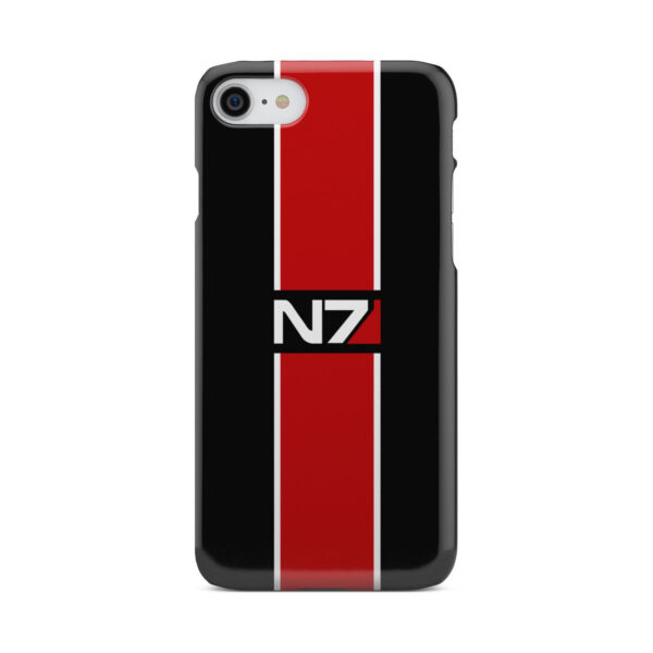 Mass Effect N7 Logo for Customized iPhone 7 Case Cover