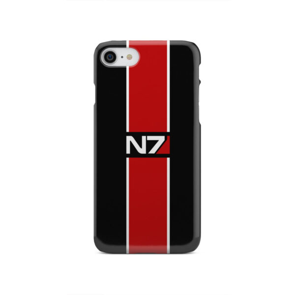 Mass Effect N7 Logo for Trendy iPhone SE 2020 Case