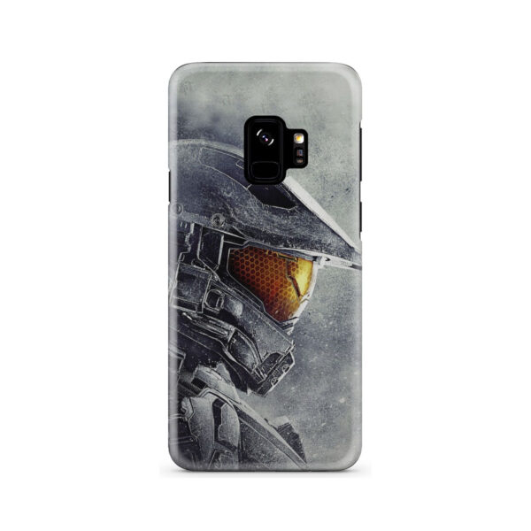 Master Chief for Customized Samsung Galaxy S9 Case