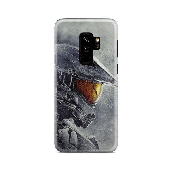 Master Chief for Cute Samsung Galaxy S9 Plus Case Cover