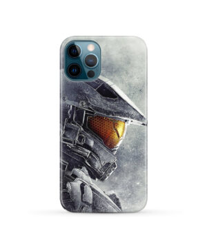Master Chief for Simple iPhone 12 Pro Case Cover