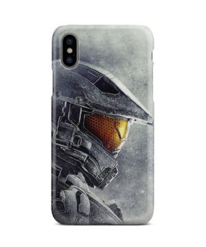 Master Chief for Simple iPhone X / XS Case