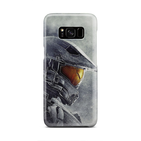Master Chief for Simple Samsung Galaxy S8 Case Cover