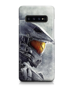 Master Chief for Trendy Samsung Galaxy S10 Case Cover