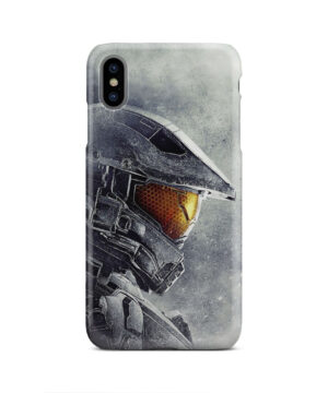 Master Chief for Unique iPhone XS Max Case