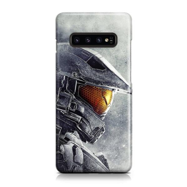 Master Chief for Unique Samsung Galaxy S10 Plus Case Cover