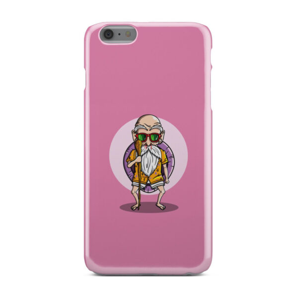 Master Roshi Dragon Ball for Custom iPhone 6 Plus Case