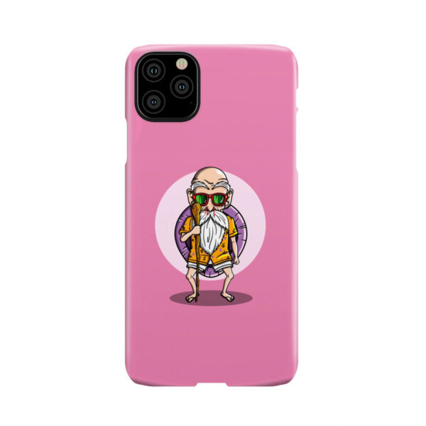 Master Roshi Dragon Ball for Newest iPhone 11 Pro Max Case Cover