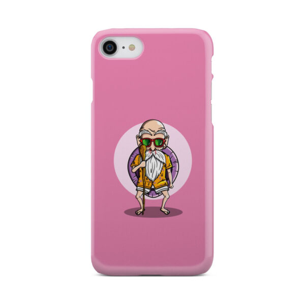 Master Roshi Dragon Ball for Premium iPhone 8 Case
