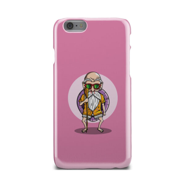 Master Roshi Dragon Ball for Trendy iPhone 6 Case