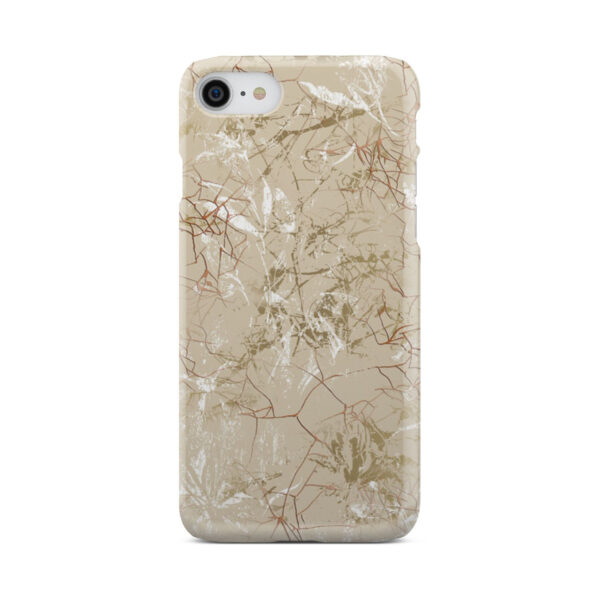 Matte Marble for Beautiful iPhone 7 Case Cover