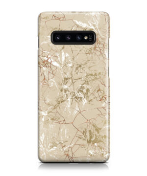 Matte Marble for Beautiful Samsung Galaxy S10 Case