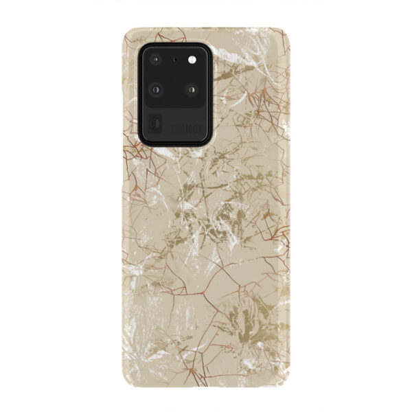Matte Marble for Beautiful Samsung Galaxy S20 Ultra Case Cover