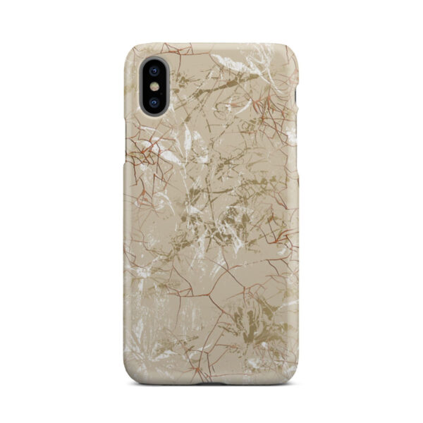 Matte Marble for Cool iPhone X / XS Case Cover