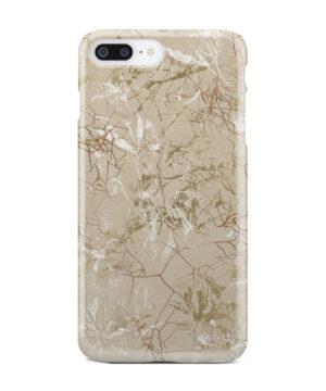 Matte Marble for Custom iPhone 7 Plus Case