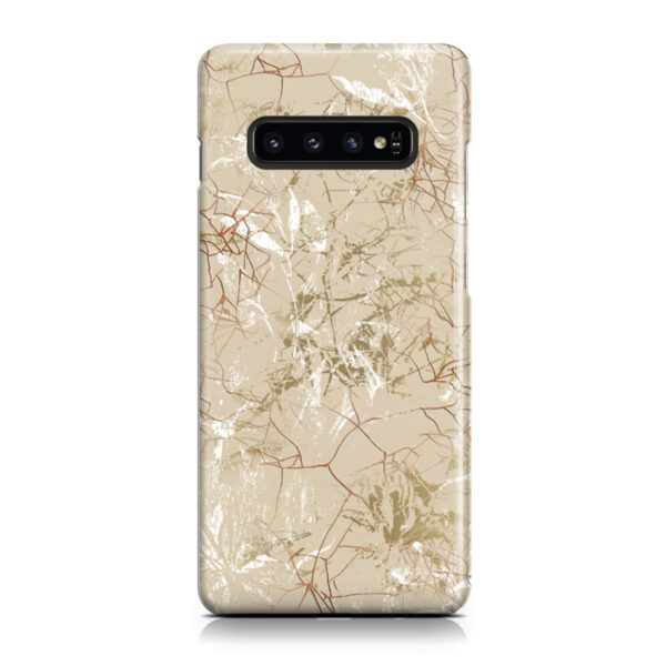 Matte Marble for Custom Samsung Galaxy S10 Plus Case