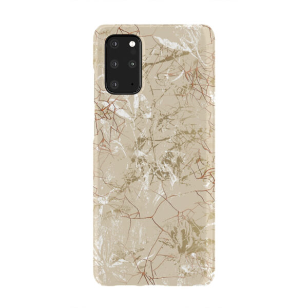 Matte Marble for Custom Samsung Galaxy S20 Plus Case Cover