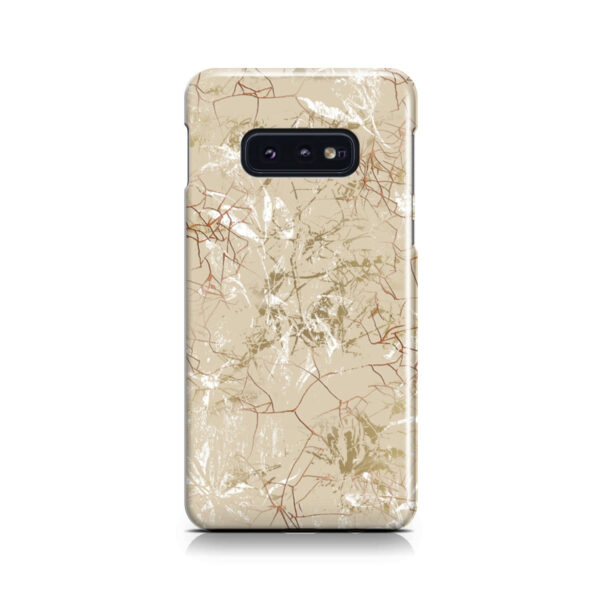 Matte Marble for Customized Samsung Galaxy S10e Case