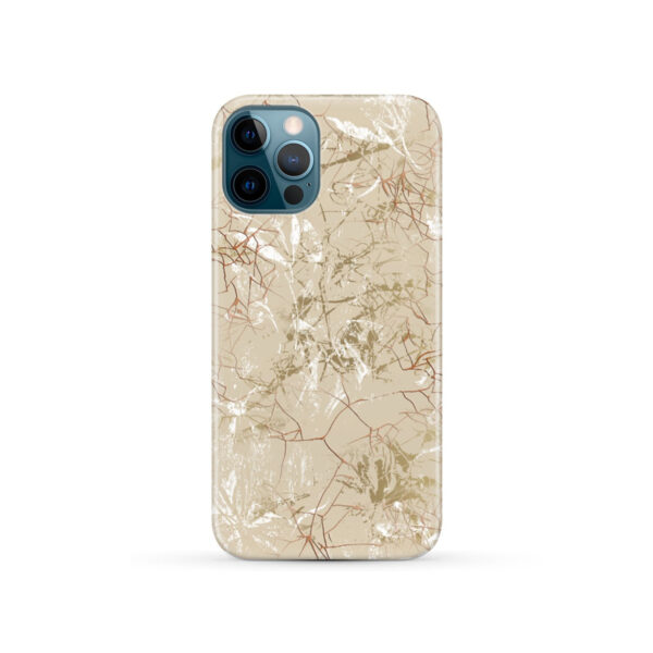 Matte Marble for Cute iPhone 12 Pro Case Cover