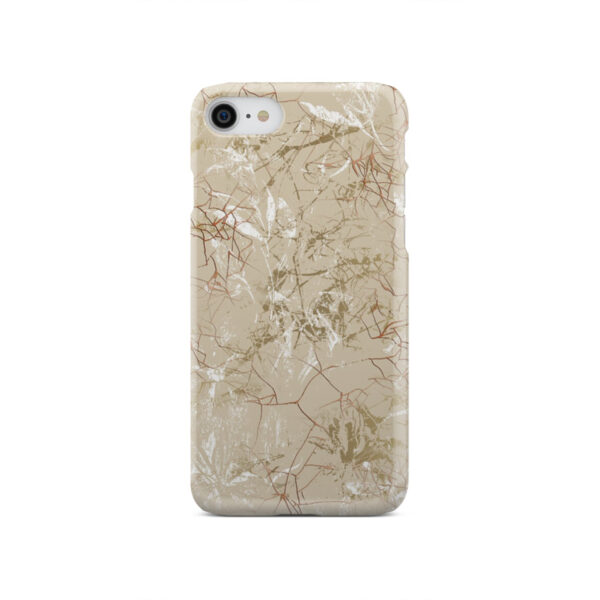 Matte Marble for Cute iPhone SE 2020 Case Cover