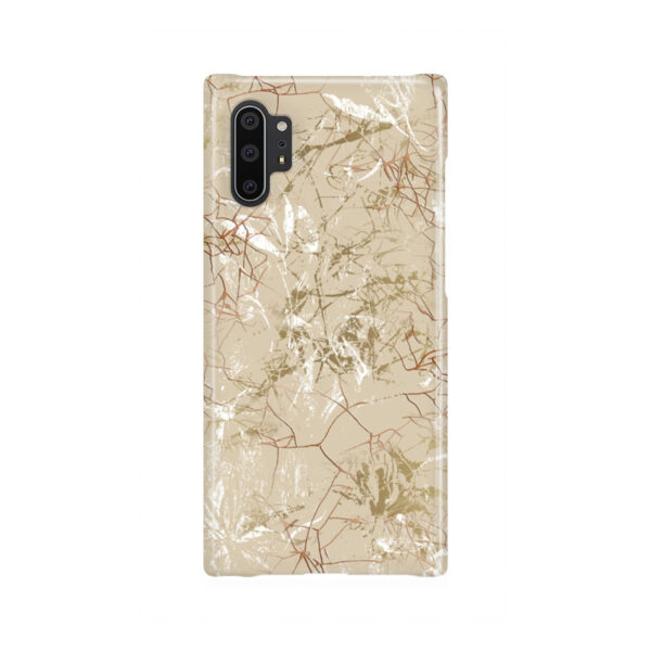 Matte Marble for Cute Samsung Galaxy Note 10 Plus Case Cover