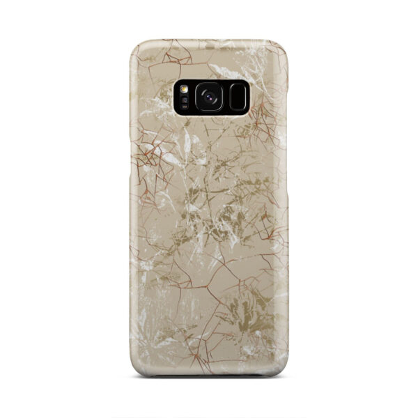 Matte Marble for Nice Samsung Galaxy S8 Case Cover