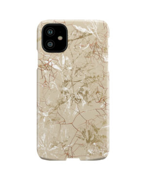 Matte Marble for Personalised iPhone 11 Case
