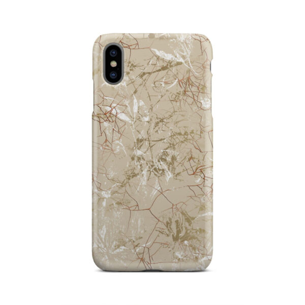 Matte Marble for Personalised iPhone XS Max Case