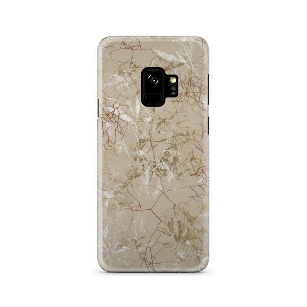 Matte Marble for Premium Samsung Galaxy S9 Case