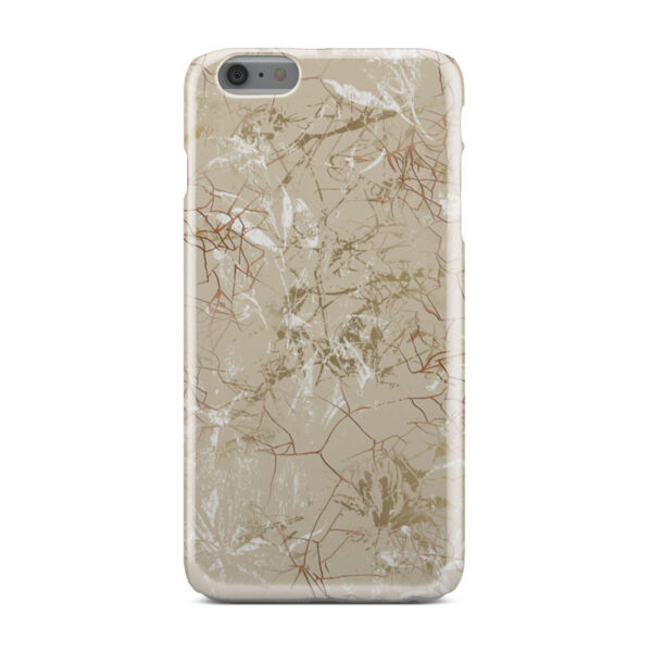 Matte Marble for Simple iPhone 6 Plus Case Cover