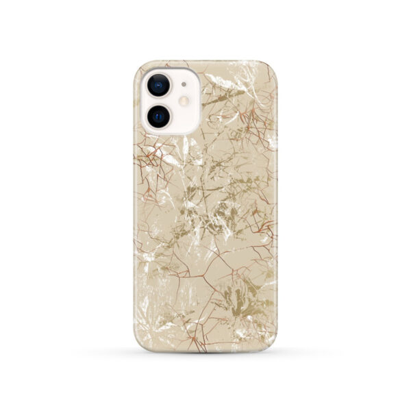 Matte Marble for Stylish iPhone 12 Case