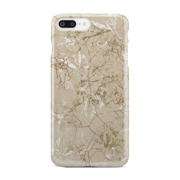 Matte Marble for Stylish iPhone 8 Plus Case