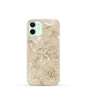 Matte Marble for Trendy iPhone 12 Mini Case