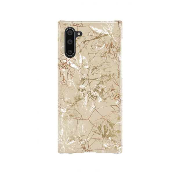 Matte Marble for Unique Samsung Galaxy Note 10 Case