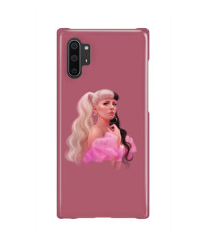 Melanie Martinez Face for Amazing Samsung Galaxy Note 10 Plus Case Cover