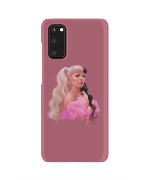 Melanie Martinez Face for Amazing Samsung Galaxy S20 Case Cover