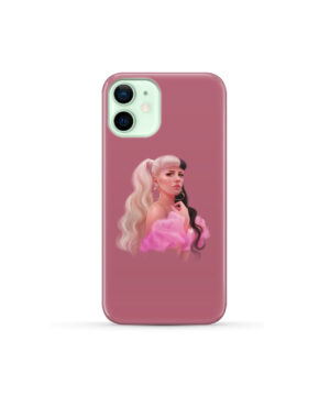 Melanie Martinez Face for Beautiful iPhone 12 Mini Case