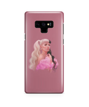 Melanie Martinez Face for Beautiful Samsung Galaxy Note 9 Case
