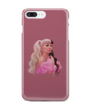 Melanie Martinez Face for Best iPhone 7 Plus Case