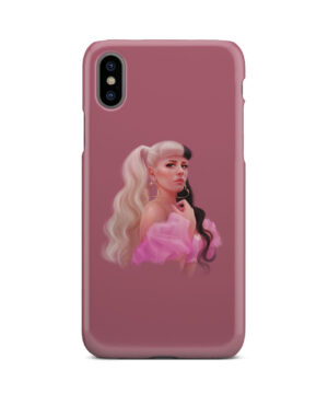 Melanie Martinez Face for Cool iPhone X / XS Case