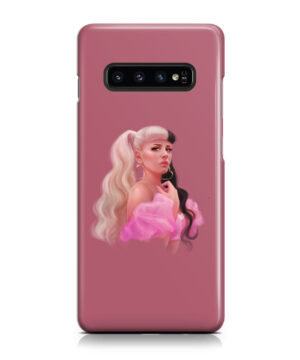 Melanie Martinez Face for Custom Samsung Galaxy S10 Case Cover