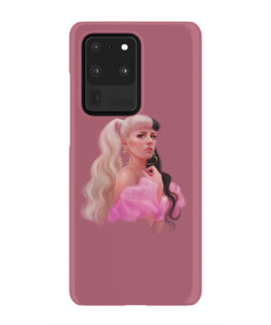Melanie Martinez Face for Customized Samsung Galaxy S20 Ultra Case