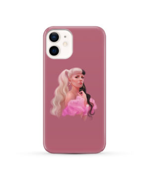 Melanie Martinez Face for Newest iPhone 12 Case Cover