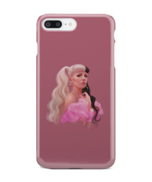 Melanie Martinez Face for Newest iPhone 8 Plus Case Cover