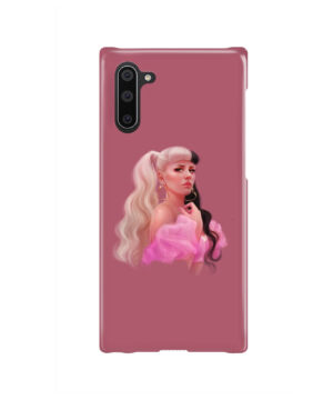 Melanie Martinez Face for Newest Samsung Galaxy Note 10 Case