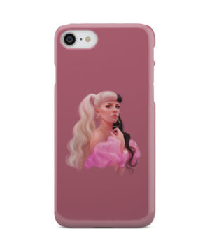 Melanie Martinez Face for Nice iPhone 8 Case Cover