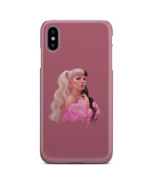 Melanie Martinez Face for Premium iPhone XS Max Case Cover