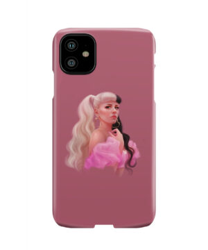 Melanie Martinez Face for Simple iPhone 11 Case Cover