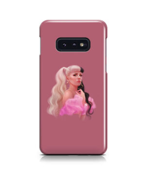 Melanie Martinez Face for Stylish Samsung Galaxy S10e Case Cover